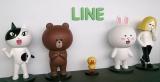 LINEの人気キャラクターが勢ぞろい (C)ORICON NewS inc.