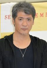共演者の稽古姿に感動したことを明かした吉川晃司 (C)ORICON NewS inc.