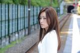 映画『空蝉の森』で主演を務める酒井法子