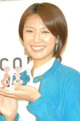 『レザーニスト2013』発表会に出席した浅尾美和 (C)ORICON NewS inc.