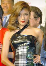 美容週間振興協議会『The Best of Beauty2013』20代部門で選出されたローラ (C)ORICON NewS inc.