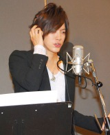 10年ぶりソロシングルのレコーディングをするDAIGO (C)ORICON NewS inc.