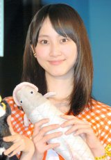TOKYO FM『SKE48高柳明音の暗黙の了解』の公開収録に出席したSKE48・松井玲奈 (C)ORICON NewS inc.