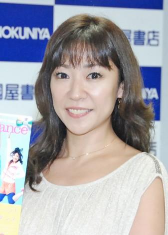 20年ぶりに芸能イベントに登場した松野有里巳 (C)ORICON NewS inc.