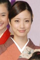『半沢直樹』の高視聴率に感謝した上戸彩 (C)ORICON NewS inc.