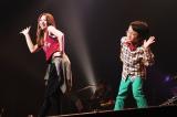 30歳の誕生日翌日のライブで愛息・礼夢くんと親子初共演