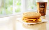 日本マクドナルドが10月4日より発売する、「¥100マック」の新商品『マックトースト』