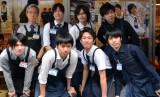 アニメイト池袋本店で行われた書店男子たちによるサイン&握手会の様子 (C)oricon ME inc.