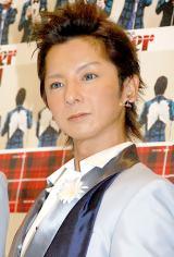 SOPHIA休止中も、変わらぬバンド愛を語った松岡充 (C)ORICON NewS inc.