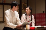 NHK連続テレビ小説『ごちそうさん』第2週から本格的に杏演じるヒロイン・め以子が登場。下宿生・西門悠太郎(東出昌大)との出会いがヒロイン・め以子の人生を大きく変えていく…