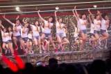 大阪から歌謡界の頂点・紅白単独出場を目指すNMB48の気合がこもった『てっぺんとったんで!』(C)NMB48