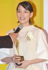 『あまちゃん』が7冠獲得で主演の能年玲奈も「じぇじぇ!」 (C)ORICON NewS inc.