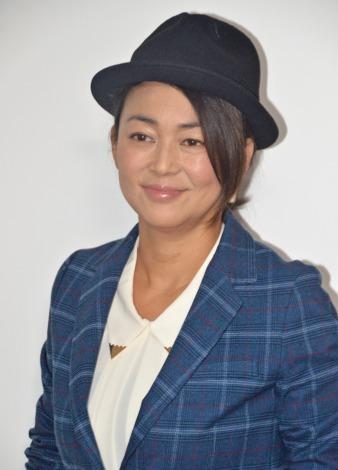 映画『ハダカの美奈子』で主演を務めた中島知子 (C)ORICON NewS inc.