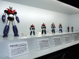 「TAMASHII NATION2013」には超合金の『マジンガーZ[第一期]』をはじめ、歴代のマジンガーもズラリ!(C)oricon ME inc.