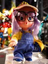 「TAMASHII NATION2013」で披露される『超合金 んちゃ.アラレちゃん』(C)oricon ME inc.