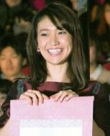 「てへぺろ」で観客を魅了した大島優子 (C)ORICON NewS inc.