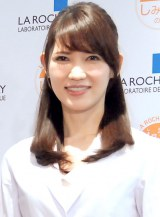 結婚を発表した友利新 (C)ORICON NewS inc.