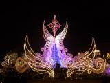 イクスピアリのクリスマスイベント『イクスピアリ・クリスマス・ワンダーランド』がスタートしイルミネーションにも明かりが灯った (C)oricon ME inc.