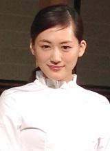 大河ドラマ「主演バトンタッチ式」に出席した『八重の桜』主演の綾瀬はるか (C)ORICON NewS inc.