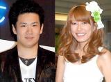 『理想の有名人夫婦』で5位にランクインした田中将大選手と里田まい夫妻 (C)ORICON NewS inc.