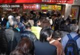 最高額7億円… 早朝の銀座には夢を求めて約1000人の列が (C)ORICON NewS inc.