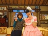 """テレビ番組で松本伊代と初対面したSUPER☆GiRLSの""""あみた""""こと前島亜美"""