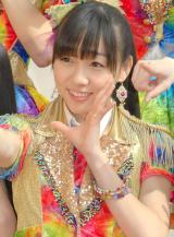 携帯カードゲーム『SKE48 Passion For You』新CM発表会に出席したSKE48・須田亜香里 (C)ORICON NewS inc.