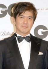 『GQ Men of the Year & the Decade 2013』を受賞した佐藤浩市 (C)ORICON NewS inc.