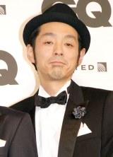 『GQ Men of the Year & the Decade 2013』を受賞した宮藤官九郎 (C)ORICON NewS inc.