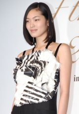 『VOGUE JAPAN Women of the Year 2013』を受賞したCHIHARU (C)ORICON NewS inc.