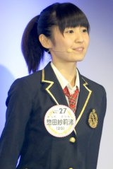 SKE48チームKIIが指名! 7年越しの思いが結実した惣田紗莉渚さん(撮影:鈴木かずなり)