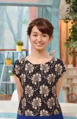 『所さんの目がテン!』の4代目番組アシスタントに就任した後藤晴菜アナウンサー (C)日本テレビ