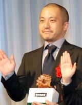 『第38回 報知映画賞』表彰式に出席した白石和彌監督 (C)ORICON NewS inc.