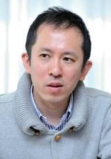 直木三十五賞候補の万城目学氏