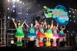 地元の愛知県体育館で5000人を熱狂させたチームしゃちほこ