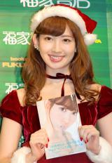 1stフォトブック『こじはる』発売記念イベントを開催した小嶋陽菜 (C)ORICON NewS inc.