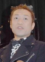 風男塾のXmas Show『TOKYOチェンメンコレクション』に出演したはなわ (C)ORICON NewS inc.