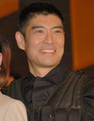 ドラマ『S-最後の警官-』の第1話特別試写会に出席した高嶋政宏 (C)ORICON NewS inc.
