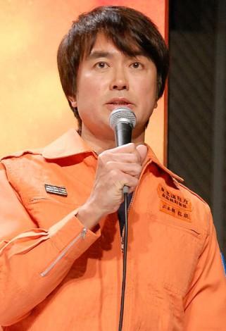 TBS系ドラマ『Dr.DMAT』の制作発表会見に出席した石黒賢 (C)ORICON NewS inc.