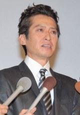 実子騒動について涙ながらに語った大沢樹生 (C)ORICON NewS inc.