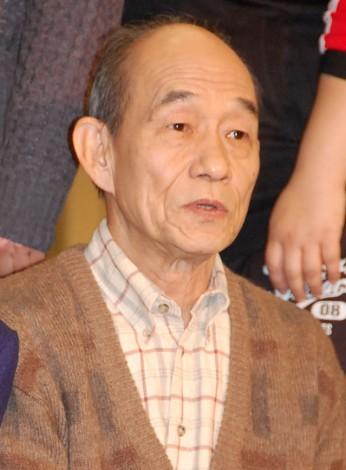 ドラマ『夜のせんせい』の制作発表会見に出席した笹野高史(C)ORICON NewS inc.