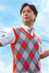 世界的ゴルフブランド「アシュワース」のアンバサダーに就任された椎名桔平