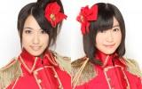 卒業を発表したSKE48の(左から)佐藤聖羅、向田茉夏