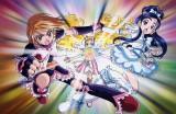 2004年2月から1作目『ふたりはプリキュア』、2005年2月から2作目『ふたりはプリキュア Max Heart』(C)ABC・東映アニメーション