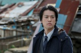 第6回WOWOWシナリオ大賞受賞作を映像化。挫折から這い上がる主人公を桐谷健太が演じる(C)WOWOW
