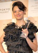 『第1回アイ・オブ・ザ・イヤー2014』授賞式に出席した浦浜アリサ (C)ORICON NewS inc.