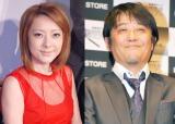 『ノンストップ!』に出演した西川史子と坂上忍 (C)ORICON NewS inc.