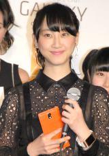 SKE48スペシャルユニット『GALAXY of DREAMS』活動開始記者発表に出席した松井玲奈 (C)ORICON NewS inc.