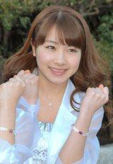 ヒット祈願を行ったモーニング娘。'14の石田亜佑美 (C)ORICON NewS inc.