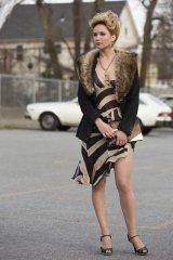 『アメリカン・ハッスル』(公開中)でセクシー衣装姿も披露するジェニファー・ローレンス